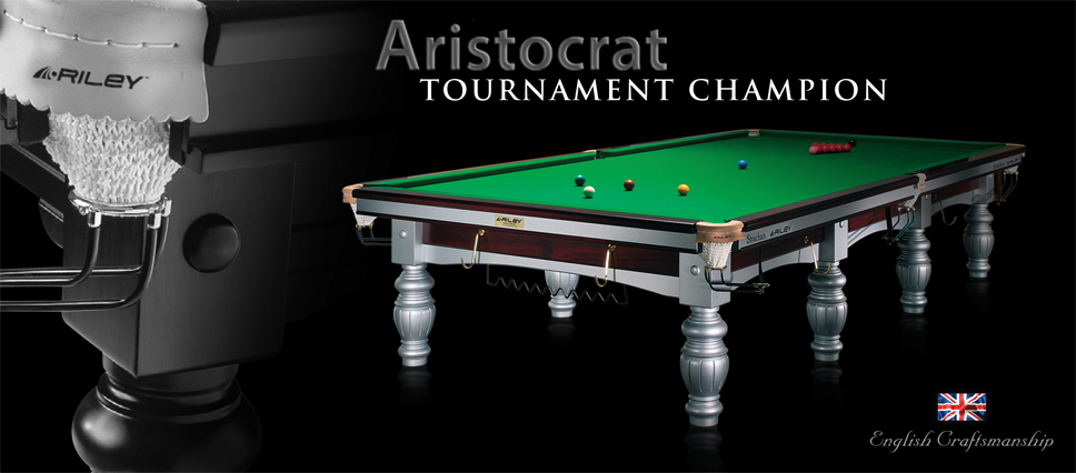 Aristocrat Tournament Champion